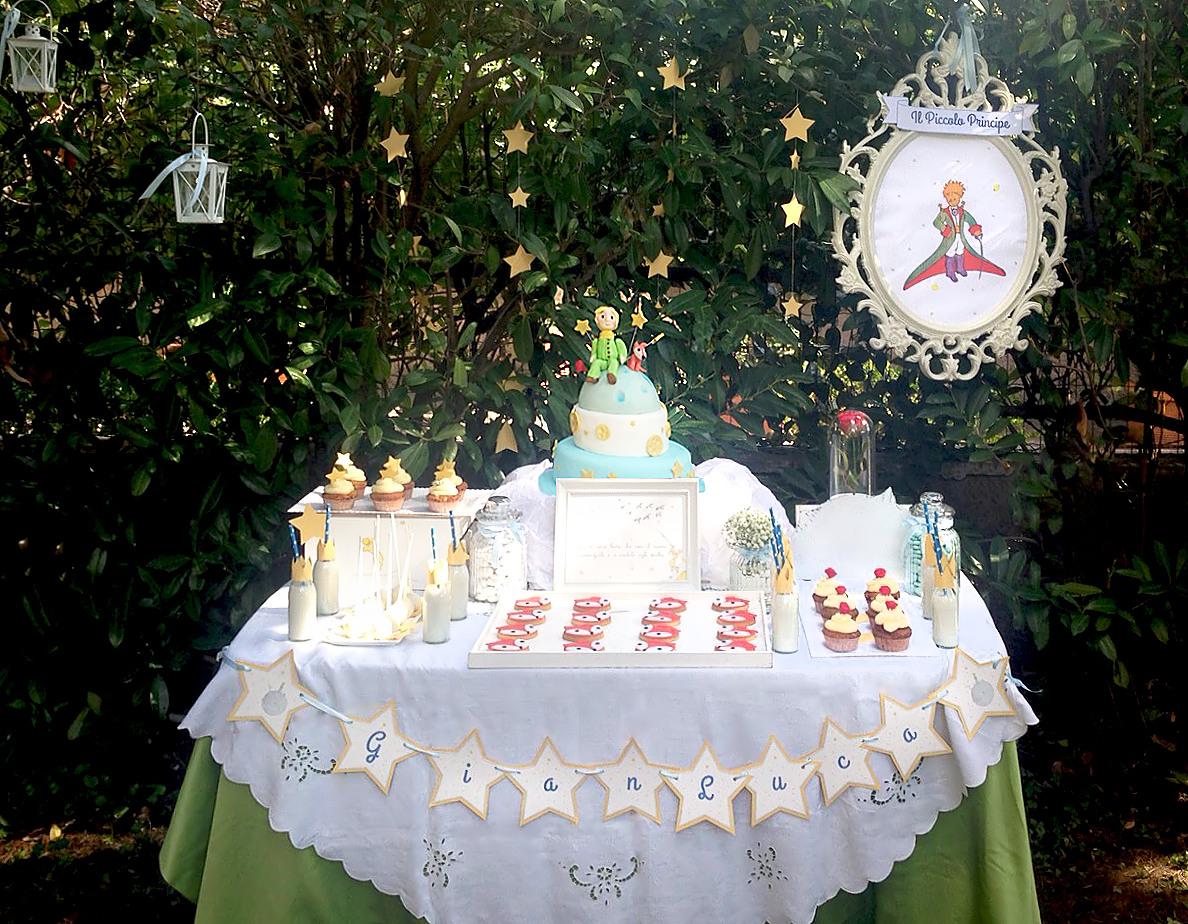 Matrimonio Tema Piccolo Principe : Battesimo piccolo principe organizzazione festa e tema