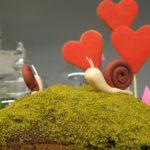 festa tema bosco incantato plumcake lumache