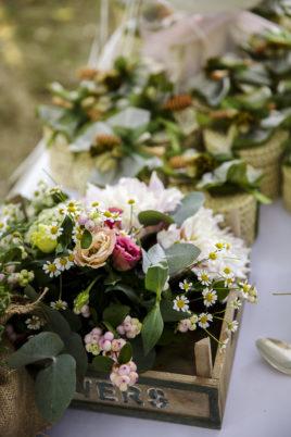 rustic chic fiori
