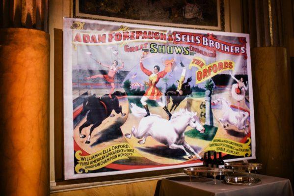 circus-wedding-poster-vintage