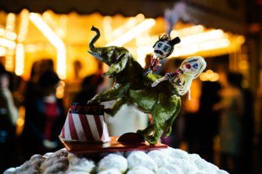 circus-wedding-cake-topper