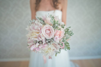 matrimonio romantico in umbria bouquet