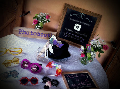 matrimonio vintage photobooth