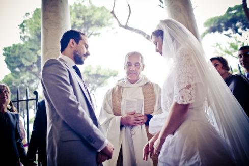 matrimonio vintage promesse