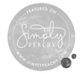 simply-peachy-badge