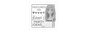 kara party ideas