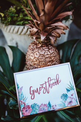 tropical-wedding-guestbook
