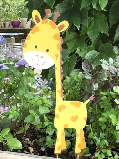 battesimo-a-tema-giraffa-cartonato