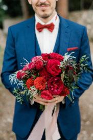 that's-amore-sposo-bouquet-fiori-rossi