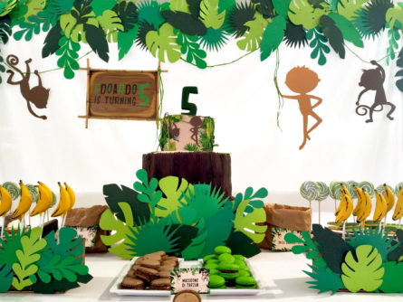 tarzan-party-dessert-table