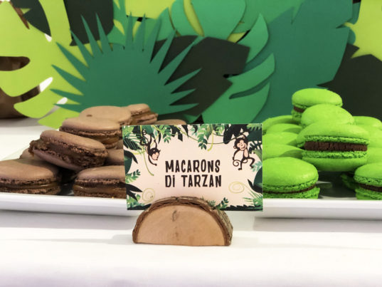 tarzan-party-macaron