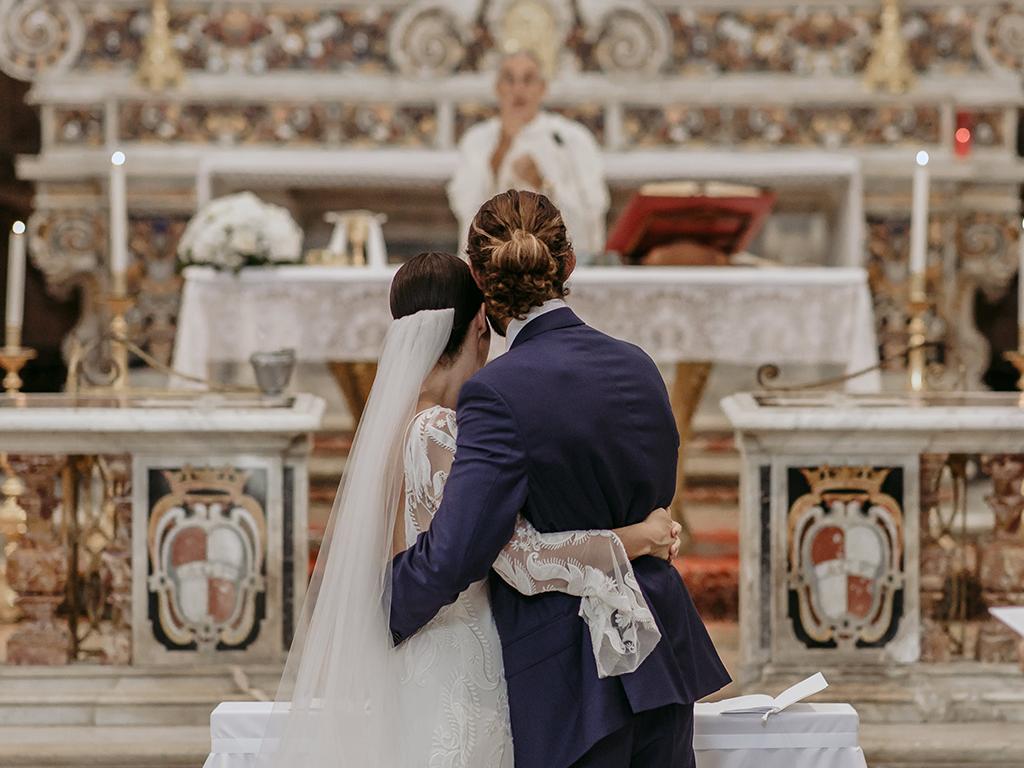 iter burocratico matrimonio religioso sposi