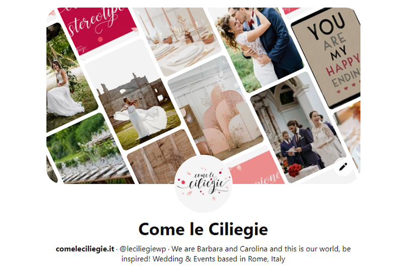 pinterest come le ciliegie